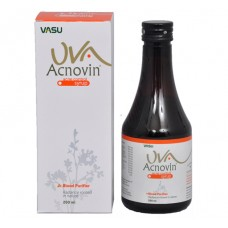 Acnovin Active Syrup 200ml Vasu Healthcare Pvt. Ltd.