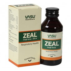 Zeal Cough Syrup 100ml Vasu Healthcare Pvt. Ltd.